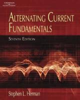 Alternating Current Fundamentals - Herman, Stephen L.