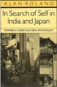 In Search of Self in India and Japan - Alan Roland