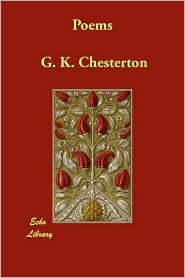 Poems - G. K. Chesterton