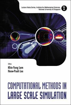 Computational Methods in Large Scale Simulation - Lam, Khin Yong / et.al.